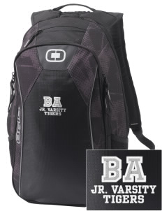 Bel Air Elementary School Tigers Embroidered OGIO Marshall Backpack