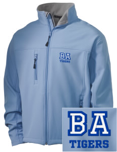 Bel Air Elementary School Tigers Embroidered Men's Soft Shell Jacket