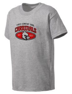 Staples Elementary School Cardinals Kid's T-Shirt