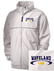 Waveland Elementary School Cubs Embroidered Men's Element Jacket