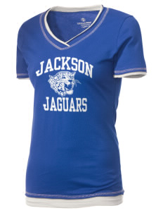Jackson Elementary School Jaguars Holloway Women's Dream T-Shirt
