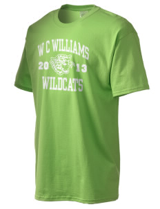 W C Williams Elementary School Wildcats Men's Essential T-Shirt