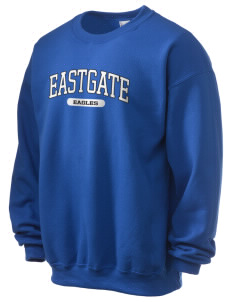 Eastgate Middle School Eagles Ultra Blend 50/50 Crewneck Sweatshirt