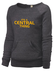 Central Elementary School Bulldogs Alternative Women's Maniac Sweatshirt