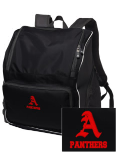 Anderson Elementary School Panthers Embroidered Holloway Backpack