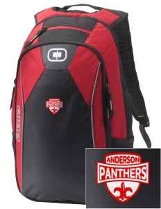 Anderson Elementary School Panthers Embroidered OGIO Marshall Backpack