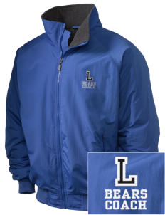Lamotte Elementary School Bears Embroidered Holloway Men's Tall Jacket