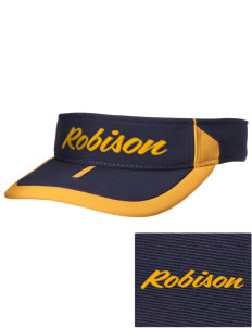 Robison Middle School Angels Embroidered M2 Sideline Adjustable Visor