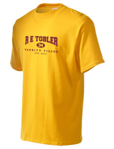R E Tobler Elementary School Tigers Men's Essential T-Shirt