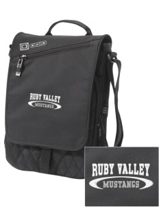 Ruby Valley Elementary School Mustangs Embroidered OGIO Module Sleeve for Tablets
