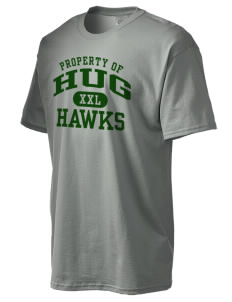 Hug High School Hawks Men's Essential T-Shirt