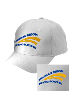 Truman Moon Elementary School Rockets Embroidered Low-Profile Cap