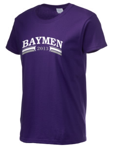 Hampton Bays Secondary School Baymen Women's 6.1 oz Ultra Cotton T-Shirt