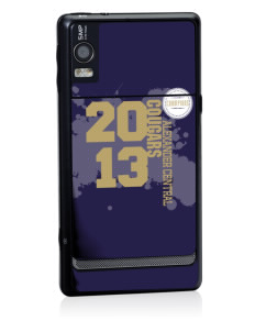 Alexander Central High School Cougars Motorola Droid 2 Skin