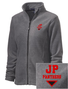 Jackson Park Elementary School Panthers Embroidered Women's Wintercept Fleece Full-Zip Jacket
