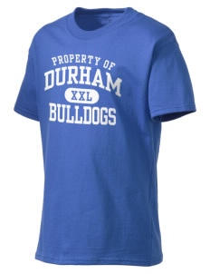 Durham School Bulldogs Kid's Lightweight T-Shirt