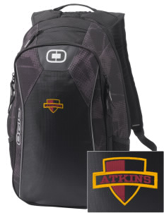 Atkins Middle School Camels Embroidered OGIO Marshall Backpack