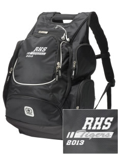Ragsdale High School Tigers  Embroidered OGIO Bounty Hunter Backpack