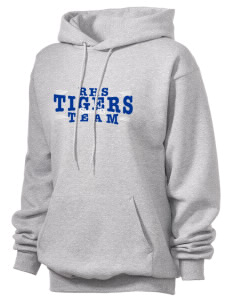 Ragsdale High School Tigers Unisex Hooded Sweatshirt