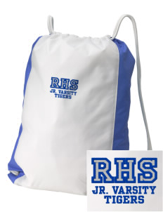 Ragsdale High School Tigers Embroidered Holloway Home and Away Cinch Bag