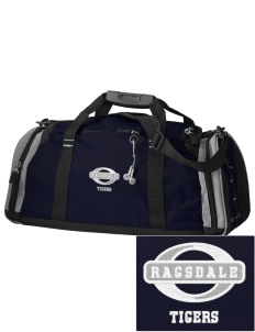 Ragsdale High School Tigers Embroidered OGIO All Terrain Duffel