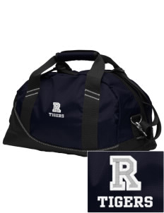 Ragsdale High School Tigers Embroidered OGIO Half Dome Duffel
