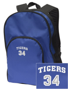 Ragsdale High School Tigers Embroidered Value Backpack