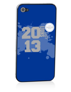Lacy Elementary School Lions Apple iPhone 4/4S Skin