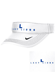 Lacy Elementary School Lions Embroidered Nike Golf Dri-Fit Swoosh Visor