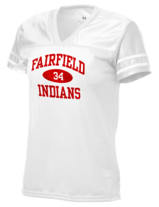 Fairfield High School Indians Holloway Women's Fame Replica Jersey