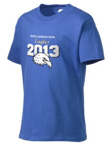 Grayhill Elementary School Eagles Kid's Essential T-Shirt