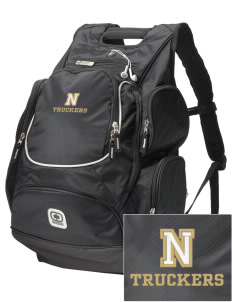 Norwalk High School Truckers  Embroidered OGIO Bounty Hunter Backpack
