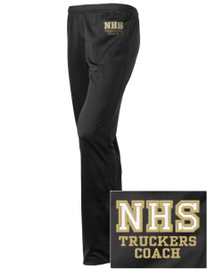 Norwalk High School Truckers Embroidered Holloway Women's Contact Warmup Pants