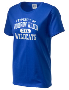 Woodrow Wilson Elementary School Wildcats Women's Essential T-Shirt