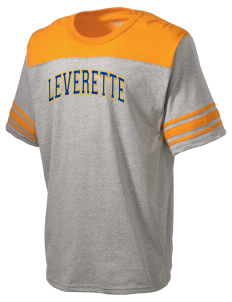 Leverette Junior High School Lions Holloway Men's Champ T-Shirt