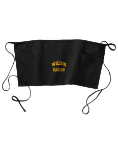 Wilson Elementary School Eagles Waist Apron with Pockets