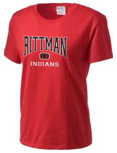 Rittman High School Indians Women's Essential T-Shirt