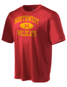Northwest 6th Grade Center Wildcats Champion Men's Wicking T-Shirt