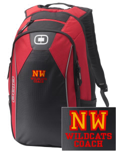 Northwest 6th Grade Center Wildcats Embroidered OGIO Marshall Backpack
