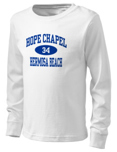 Hope Chapel Academy Hermosa Beach  Kid's Long Sleeve T-Shirt