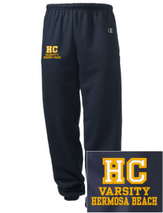 Hope Chapel Academy Hermosa Beach Embroidered Champion Men's Sweatpants