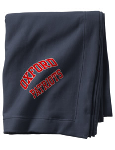 Oxford Academy Patriots  Sweatshirt Blanket