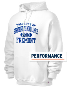 Stratford SchoolFremont Campus Fremont Russell Men's Dri-Power Hooded Sweatshirt