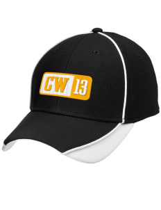 Christian Worship Center Zillah Embroidered New Era Contrast Piped Performance Cap