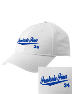 Pembroke Pines Charter School Pembroke Pines  Embroidered New Era Adjustable Structured Cap