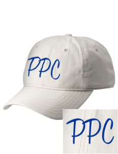 Pembroke Pines Charter School Pembroke Pines  Embroidered New Era Adjustable Unstructured Cap