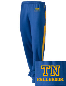 The New School Fallbrook Embroidered Holloway Men's Pivot Warm Up Pants