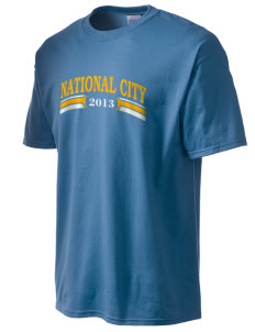 Integrity Charter School National City Men's Essential T-Shirt