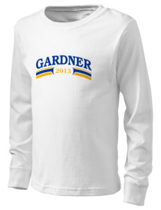 The Master's Christian Academy Gardner  Kid's Long Sleeve T-Shirt