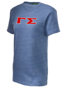 Gamma Sigma Alternative Unisex Eco Heather T-Shirt